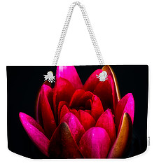 Glorious Lily Weekender Tote Bag
