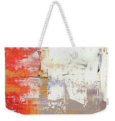Glorious Mess - Bright Abstract Painting Weekender Tote Bag