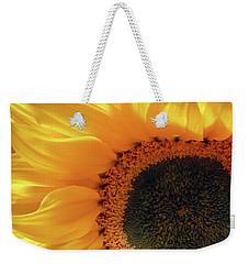 Glorious Sunflower Weekender Tote Bag