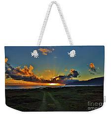 Glorious Sunrise Weekender Tote Bag by Craig Wood