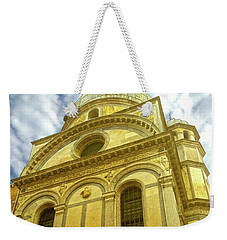 Weekender Tote Bag featuring the photograph Glory by Anne Kotan