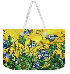 Glory In The Flower Weekender Tote Bag