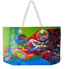 Glory Of Harmony Weekender Tote Bag by Sanjay Punekar