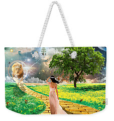 Glory Road Weekender Tote Bag