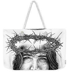 Glory To The King Weekender Tote Bag