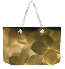 Glow Blossoms Weekender Tote Bag