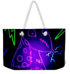 Glow Frankenweenie Sparky Weekender Tote Bag