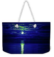 Glow In The Dark Amazing Sunset  Weekender Tote Bag