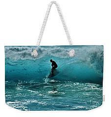 Glow Of The Surf Weekender Tote Bag by Craig Wood