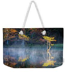 Glowing Cypresses Weekender Tote Bag