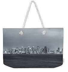 Glowing In The Night Weekender Tote Bag