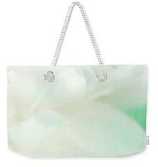 Glowing Purity Weekender Tote Bag