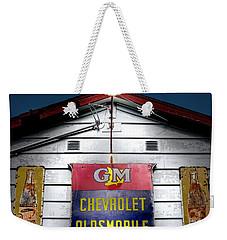 GM Weekender Tote Bag