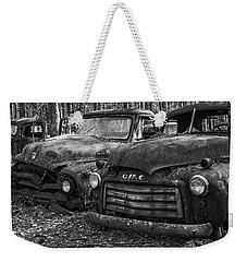 Gmc Truck Weekender Tote Bag
