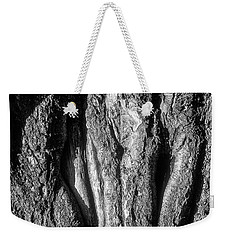 Gnarled Tree Trunk Weekender Tote Bag