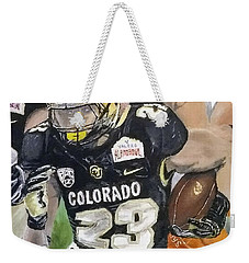 Go Buffs Weekender Tote Bag