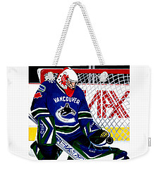 Go Canucks Go Weekender Tote Bag