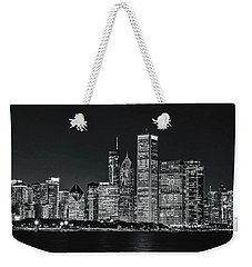 Go Cub Go Chicago Weekender Tote Bag