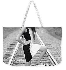 Go Far Weekender Tote Bag