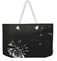 Go Forth Bw Weekender Tote Bag by Heather Applegate