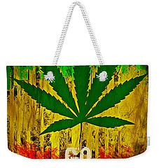 Go Green Weekender Tote Bag