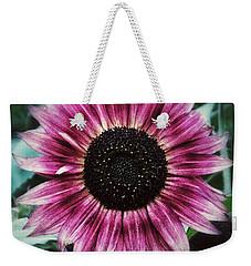 Go Pink Weekender Tote Bag by Karen Stahlros