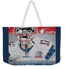Goat Brady Weekender Tote Bag