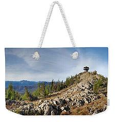 Goat Peak Weekender Tote Bag