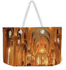God Do You Hear Me Weekender Tote Bag