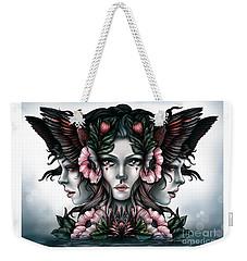 Goddess Of Magic Weekender Tote Bag