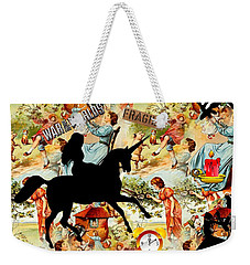 Goddess Returns Weekender Tote Bag
