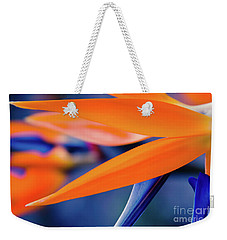 Weekender Tote Bag featuring the photograph Gods Garden by Sharon Mau
