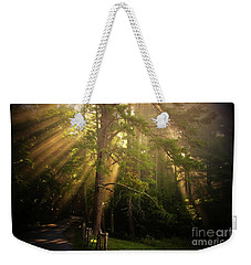 God's Light 2 Weekender Tote Bag