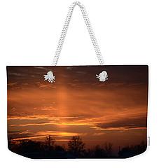 God's Love Weekender Tote Bag