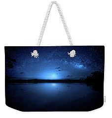 Weekender Tote Bag featuring the photograph Gods Of Nature by Mark Andrew Thomas