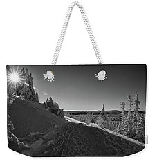 Goethe Way, Harz Weekender Tote Bag