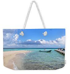 Goff's Caye Island Weekender Tote Bag