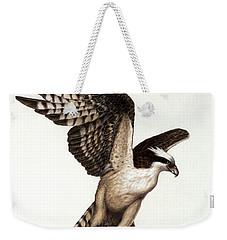 Going Fishin' Osprey Weekender Tote Bag