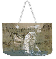 Going For Gold Weekender Tote Bag