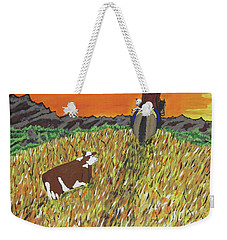 Going Home Weekender Tote Bag by Jeffrey Koss