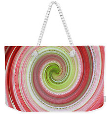 Going In Circles Weekender Tote Bag
