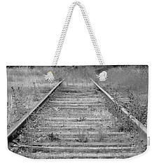 Weekender Tote Bag featuring the photograph Going Nowhere by Corinne Rhode