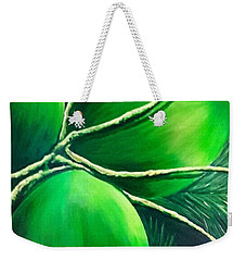 Going Nuts Weekender Tote Bag