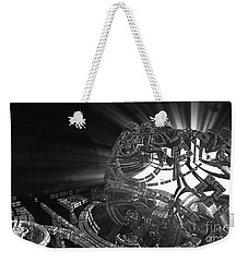 Going To Pieces Weekender Tote Bag