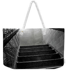 Going Up? Weekender Tote Bag by Randall Cogle