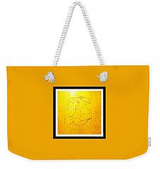 Gold 1000 Weekender Tote Bag