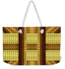 Gold C Weekender Tote Bag