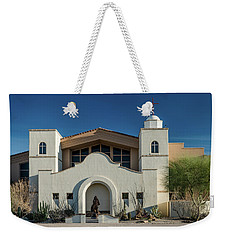 Gold Canyon Church Weekender Tote Bag