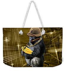Gold Digger Weekender Tote Bag