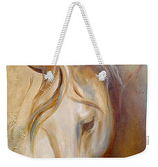 Gold Dust 2 Weekender Tote Bag by Dina Dargo